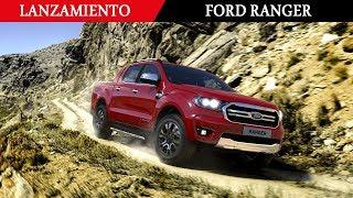 New Ford Ranger 2020 - Lanzamiento en Perú