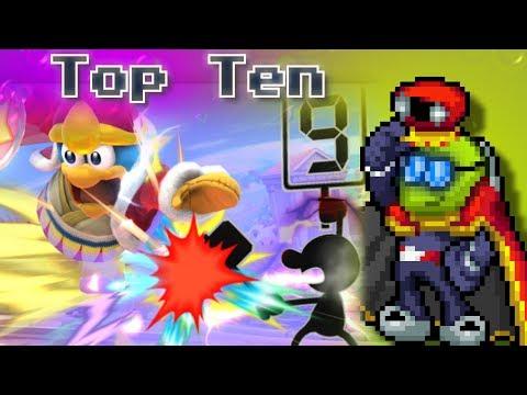 Top Ten Annoyances in Video Games