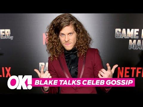 Blake Anderson Dishes On Celeb Gossip