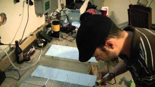How to build a Solar Panel from Solar Cells DIY  Part 1