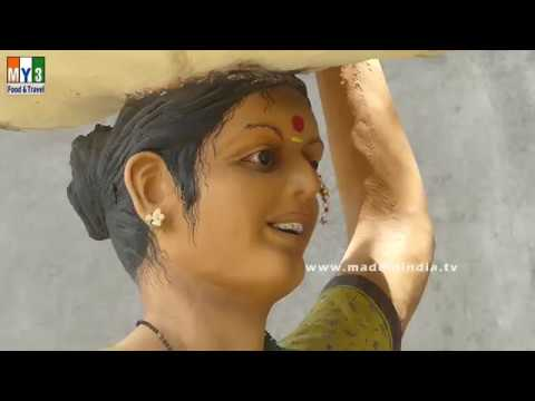 # World's Biggest Wax Museum | 200 YEARS OLD Village Life Wax Museum | Siddhagiri Gramjivan Museum