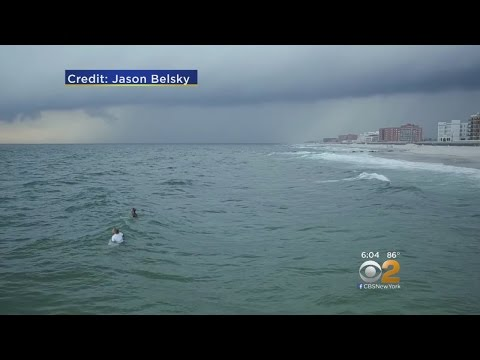 Long Beach Lightning Strike
