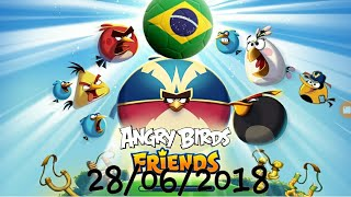 Angry Birds Friends-Angry Birds Tournament (28/06/2018)