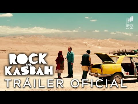 ROCK THE KASBAH con Bill Murray y Kate Hudson - Tráiler oficial en ESPAÑOL | Sony Pictures España