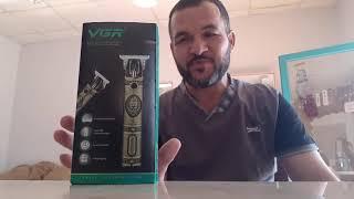 ماكينه حلاقه الدقن والتحديدات الافعي vgr. V085