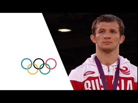 Wrestling Men's Greco-Roman 84 kg Final - Khugaev (RUS) v Ebrahim (EGY) | London 2012 Olympics