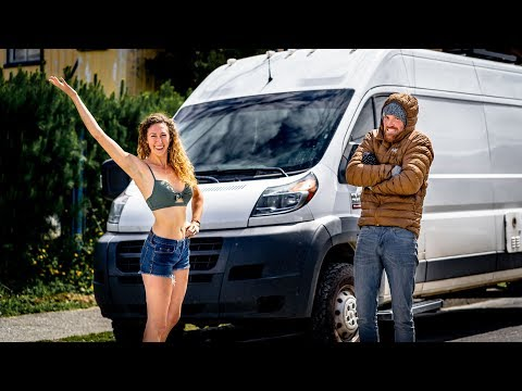 the-perfect-climate-for-van-life-|-vanlife-in-chile