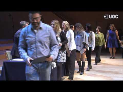 Acte de graduació Barcelona Novembre 2014 12h