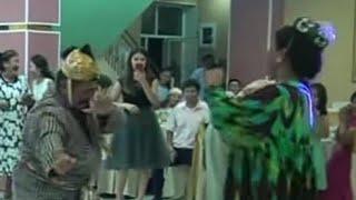 Мына Сага кызык танца Тамада Таалайбек Эшмурзаев Узбекстандан Келген бийчилер Кадамжай