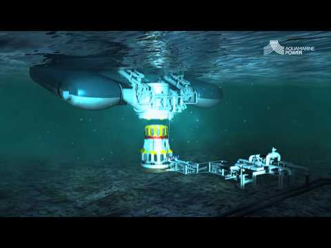 Wave Energy- Capturing Ireland's Energy off the West Coast