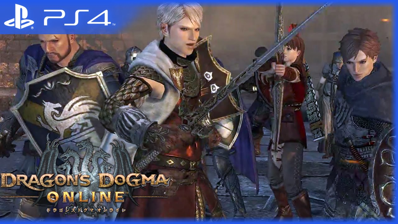 Dragons dogma online ps4 release date