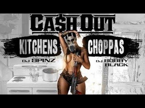 Ca$h Out -  Violent Skit ( Kitchens & Choppas Mixtape)