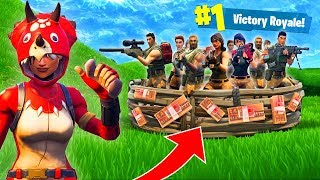 99% IMPOSSIBLE 1 ITEM ONLY CHALLENGE! - Fortnite