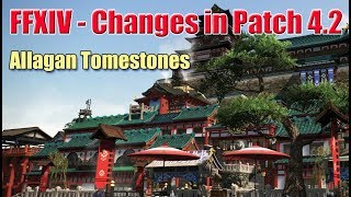 FFXIV Patch 4.2 Changes to Allagan Tomestones - Stormblood