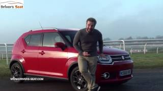 Suzuki Ignis 2017 Review| Driver's Seat