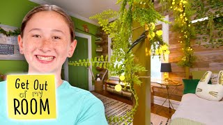 3 AMAZING Nature-Themed Room Makeovers! | Get Out Of My Room | Universal Kids