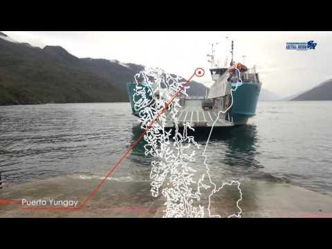 Servicio Puerto Natales - Puerto Eden - Caleta Tortel - Puerto Yungay