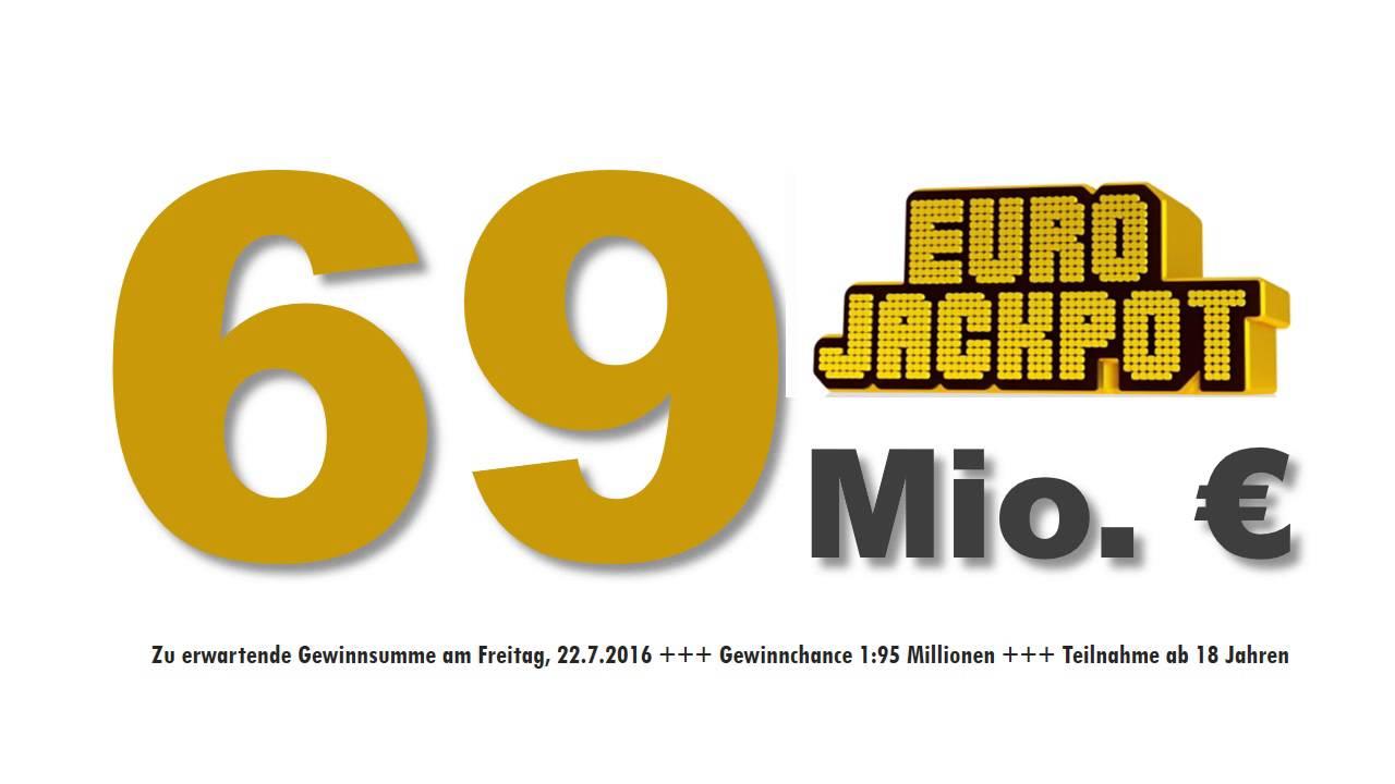 Eurolotto Jackpot Gewinnzahlen