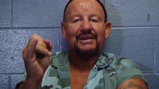 Bushwacker Luke on The Ultimate Warrior!