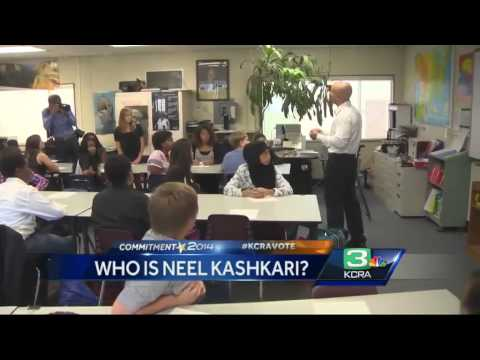Who is gubernatorial candidate Neel Kashkari?