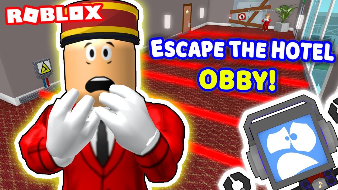 Escape Evil Hotel Obby In Roblox Fandroid The Musical