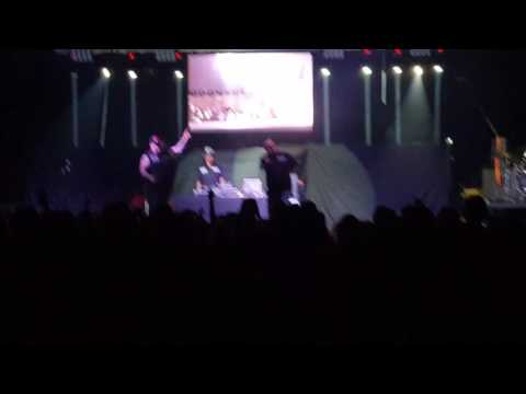 Take this job and shove it- Moonshine Bandits  (live)