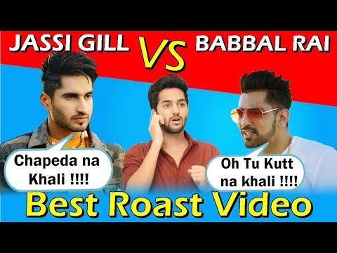 JASSI GILL | BABBAL RAI | Fight | Latest...