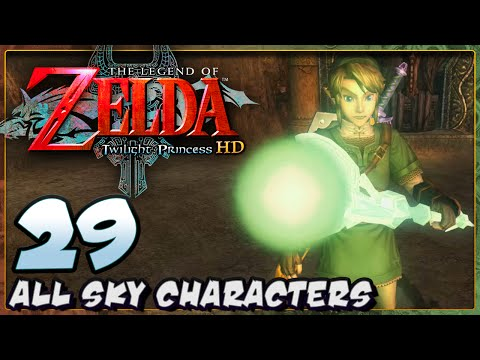 ANCIENT SKY BOOK | The Legend of Zelda: Twilight Princess HD - Part 29
