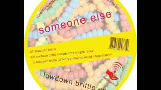 Play Lowdown Brittle