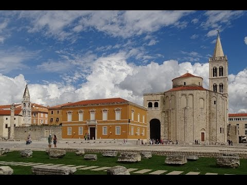 Zadar, Dalmatia, Croatia - virtual tour