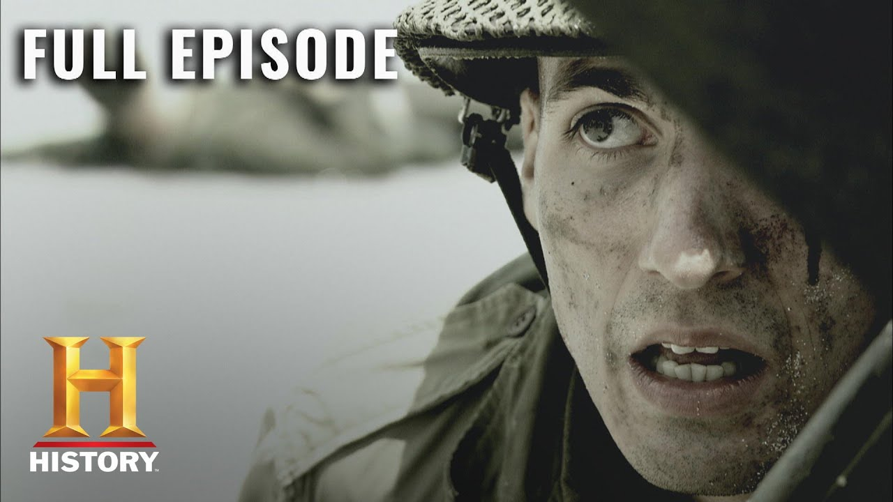The US Enters WWII | America: The Story of Us (S1, E10) | Full Episode | History