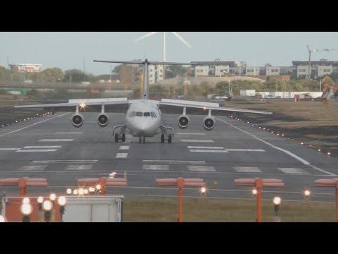 London City Airport Landings