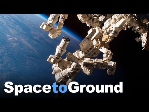 Space to Ground: Robotic Refueling: 08/16/2019