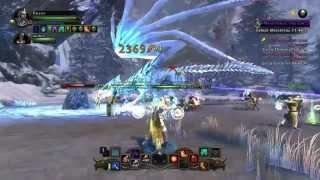 Neverwinter on Xbox One farming tip, plus dragon kill.
