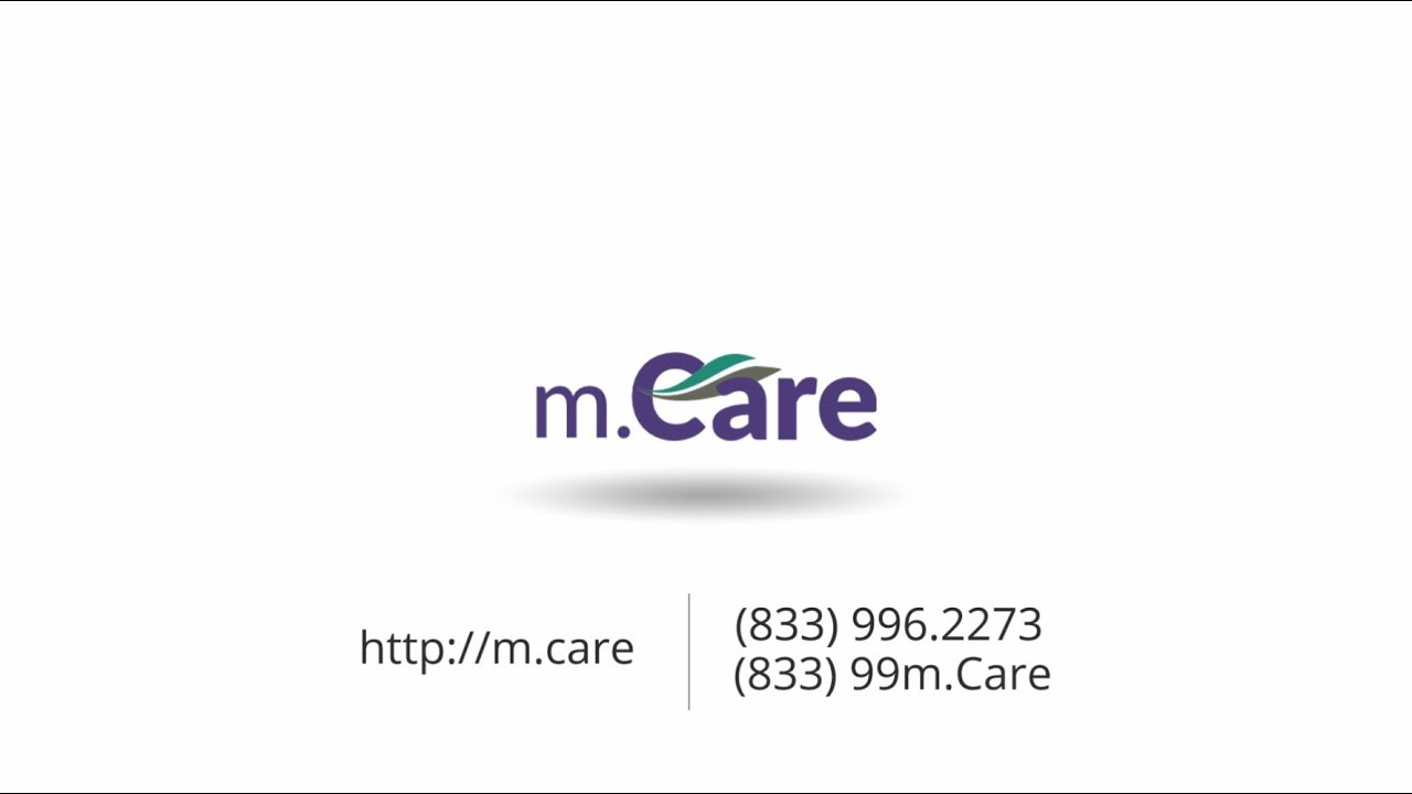 How does m.Care help to provide outstanding patient care?