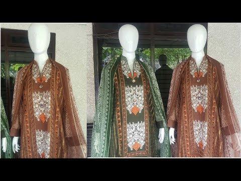 Model SK-081 Baju Muslim by Raniah Fashion Baju India dan Pakistan