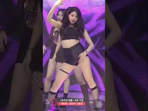 [ 믹스나인 / MIXNINE Fancam ] Shin Ryujin Of JYP (Benefit Team) - Blackpink Boombayah Dance Episode 5
