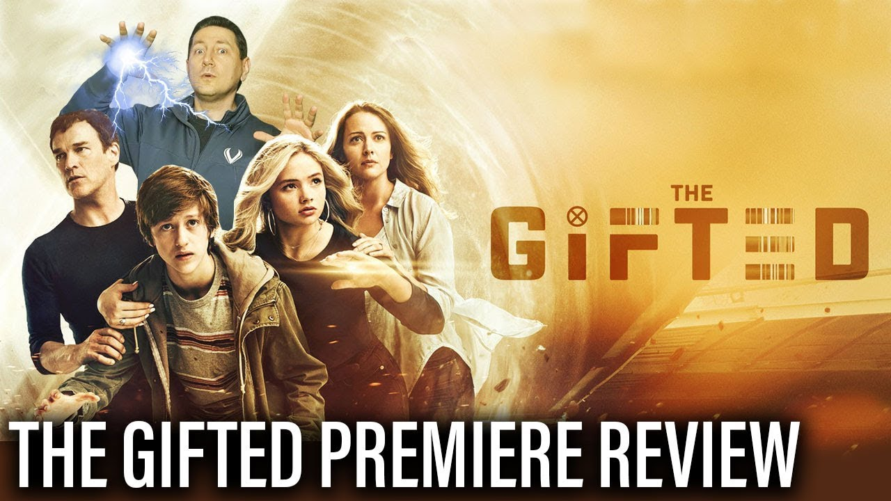 The Gifted Review Fox Tv Show Youtube