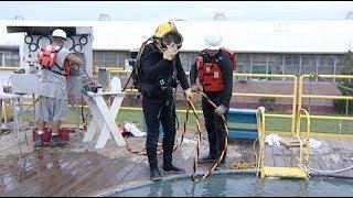 Prisoner Recruitment Video–CALPIA Marine Technology Training Center