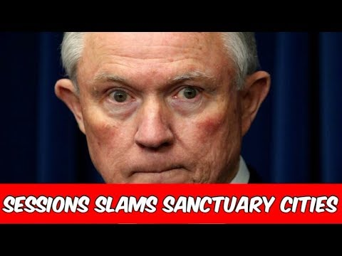 Download Youtube: WATCH: Attorney General Jeff Sessions SLAMS Sanctuary Cities at Event in Miami