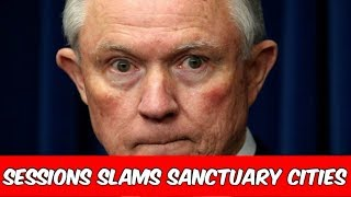 WATCH: Attorney General Jeff Sessions SLAMS Sanctuary Cities at Event in Miami Free HD Video