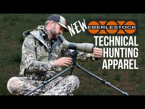 NEW Review: Eberlestock Hunting Gear - Technical Clothing