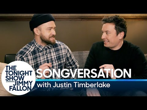 versation with Justin Timberlake
