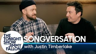 Songversation with Justin Timberlake