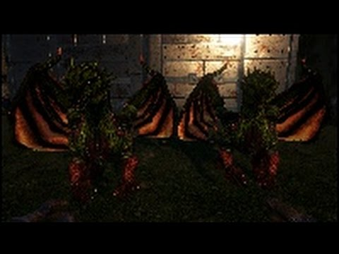 Ark survival evolved! Annunaki13! Twin Wyverns and Dino pen/ incubation area!