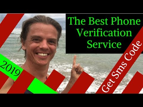 The Best Phone verification Service - Get Sms Code