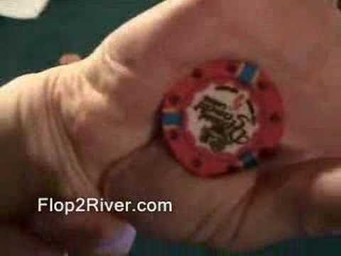 Muscle Pass Anti-Gravity with Ceramic Poker Chip