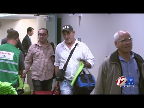 Regular Azores flights arrive at T.F. Green airport