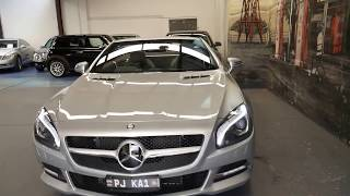 2012 R231 Mercedes Benz SL350 new shape for sale in Marrickville NSW