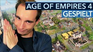 Age of Empires 4 hat noch Probleme - aber es macht SO VIEL Spaß!